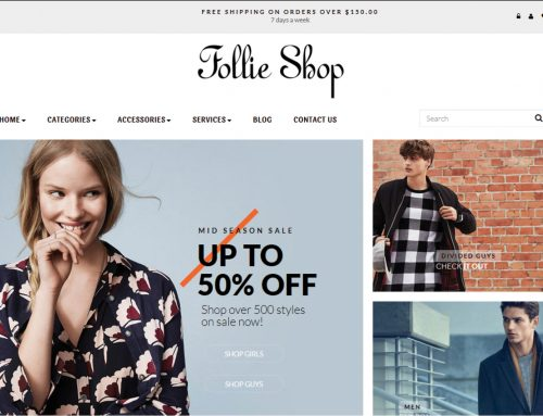 FOLLIE SHOP